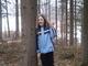 Sabinka v lese