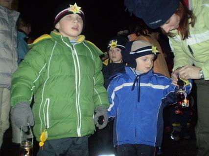 FOTKA - noční pochod