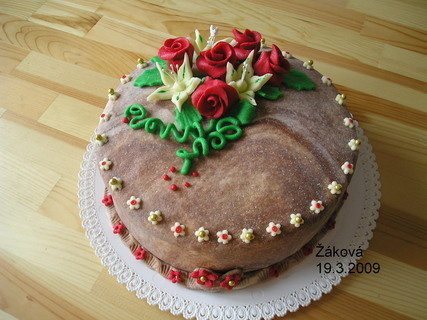 FOTKA - dort pro Toníka