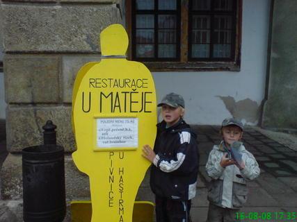 FOTKA - Mates u Matěje