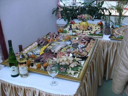 FOTKA - svatební menu
