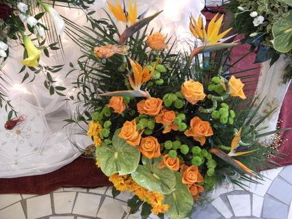 FOTKA - svatební kytička