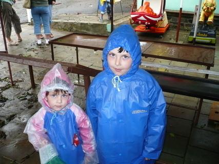FOTKA - musí pršet?
