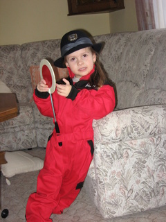 FOTKA - policistka Natálka