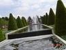 fontána v parku