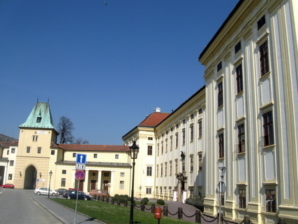 FOTKA - U zámku