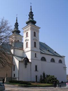 FOTKA - Paulánský klášter Vranov