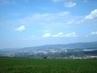 Na Ještědským hřebenu - 19.4.2009,výhled na Liberec