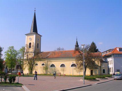 FOTKA - Brno Bystrc - naše náměstíčko