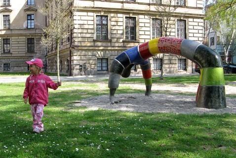 FOTKA - dětský park v bývalých Gajerkách