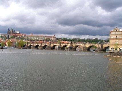 FOTKA - Praha - Karlův most
