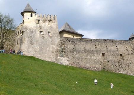 FOTKA - Lubovniansky hrad