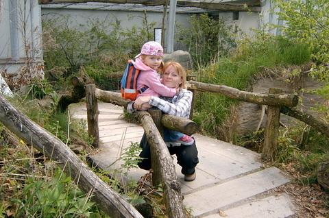 FOTKA - Lení s mámou
