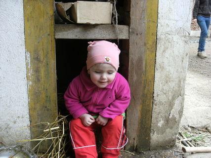 FOTKA - malá Sárinka