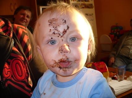 FOTKA - to byl dobrý dort