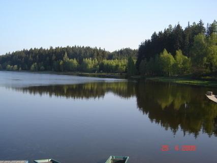 FOTKA - Domanínský rybník,