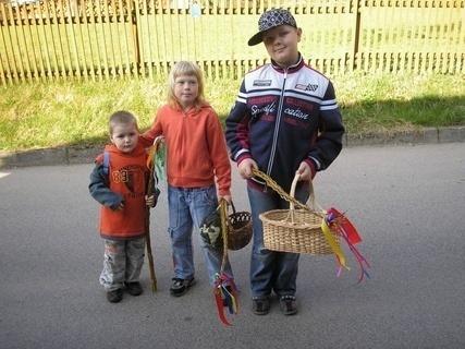 FOTKA - Lukášek,Daneček a Michal
