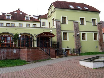 FOTKA - starý dům ve starém městě