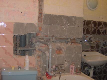 FOTKA - Stará koupelna