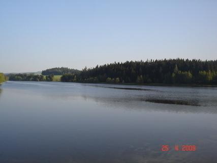 FOTKA - Domanínský rybník-§