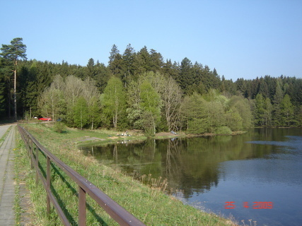 FOTKA - ,Domanínský rybník,,