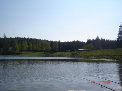 FOTKA - Domanínský rybník