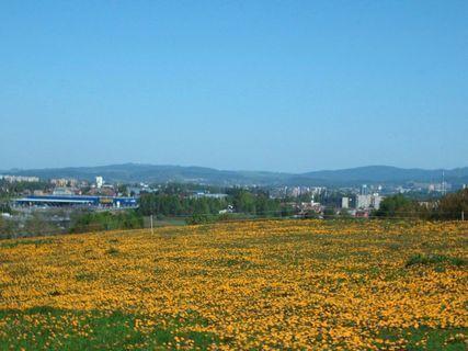 FOTKA - Výhled na Liberec - Doubi ,2.5.2009.