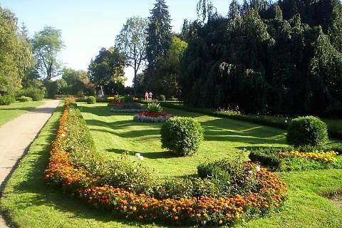 FOTKA - Zámecká zahrada