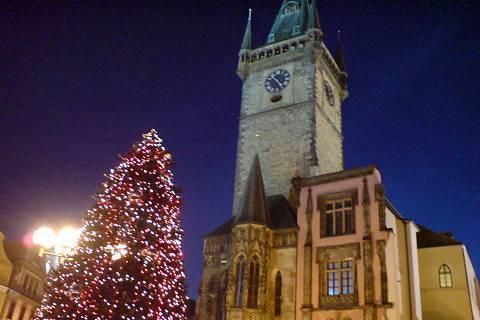 FOTKA - pražské vánoce