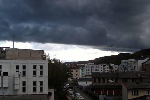 FOTKA - bouřka