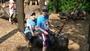 kluci v zooparku