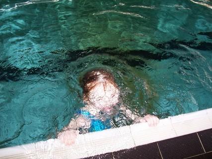 FOTKA - Neli pod vodou