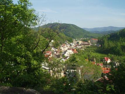 FOTKA - Zeleň, město