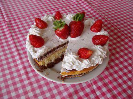 FOTKA - dort (vlastní inspirace)
