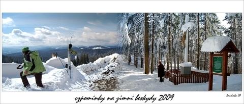 FOTKA - Beskydská panoramata - zima 08/09