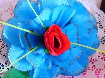 FOTKA - pouťová růže