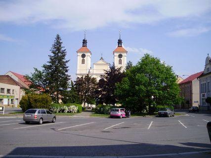 FOTKA - Chrastecké náměstí