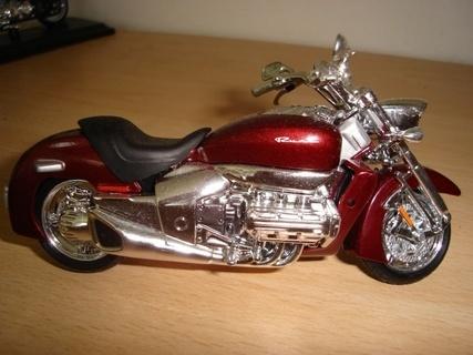FOTKA - Motorky - série  (Honda)