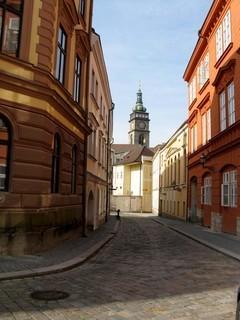 FOTKA - Hradecká ulička