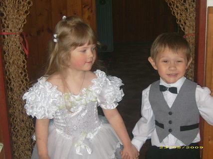 FOTKA - můj syn na svatbě