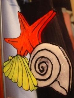 FOTKA - Detail zrcadla