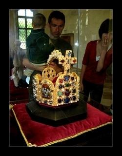 FOTKA - císařská koruna
