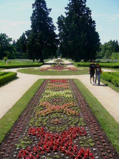FOTKA - Park u zámku Lednice