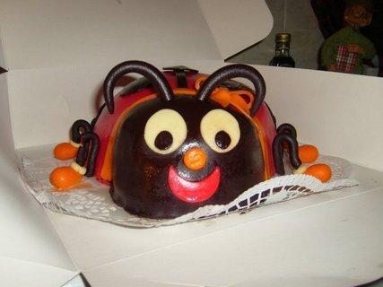 FOTKA - Narozeninový dort