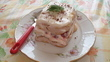 smetanový dort