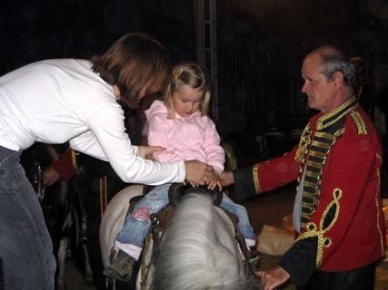 FOTKA - Přidělili mi koně a cirkusáka a mohlo se vyjet