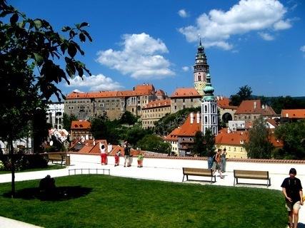 FOTKA - Jižní Čechy - Český Krumlov