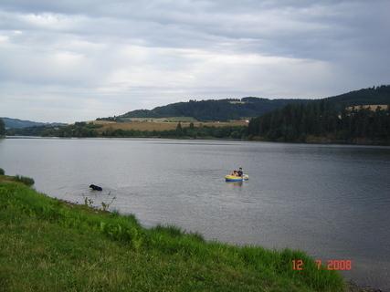 FOTKA - Křetínská přehrada