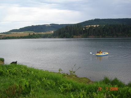 FOTKA - Křetínská přehrada 2