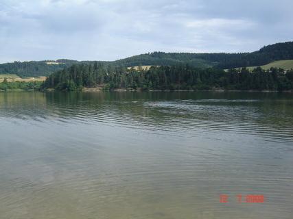 FOTKA - Křetínská přehrada3